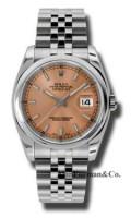 Rolex Steel Model 116200PSJ