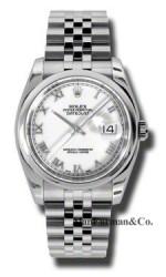 Rolex Steel Model 116200WRJ