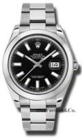 Rolex Steel Model 116300BKIO