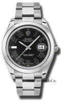 Rolex Steel Model 116300BKRIO