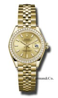 Rolex 18K Yellow Gold Model 279138RBR CHIJ