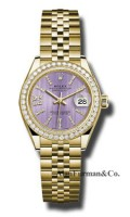 Rolex 18K Yellow Gold Model 279138RBR LILS36D8DJ