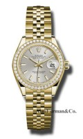 Rolex 18K Yellow Gold Model 279138RBR SIJ