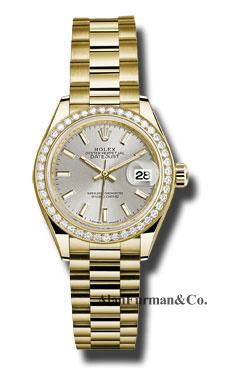 Rolex 18K Yellow Gold Model 279138RBR SIP