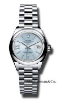 Rolex Platinum Model 279166 IB36D8DP