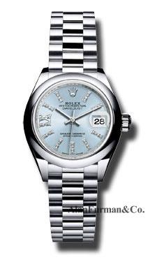Rolex Platinum Model 279166 IB36D8DP