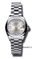 Rolex Platinum Model 279166 S9D8DP