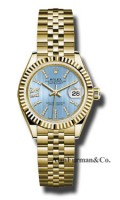Rolex 18K Yellow Gold Model 279178 CBLS36D8DJ