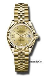 Rolex 18K Yellow Gold Model 279178 CH9D8DJ