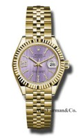 Rolex 18K Yellow Gold Model 279178 LILS36D8DJ
