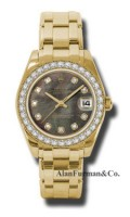 Rolex 18K Yellow Gold Model 81298DKMD