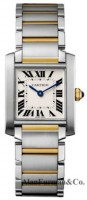 Cartier W2TA0003 Medium Quartz