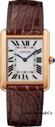 Cartier W5200025 Large Quartz