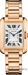 Cartier W5310013 Small Quartz