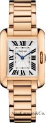 Cartier W5310013 Small Quartz