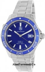 Tag Heuer WAK2111.BA0830 41mm Automatic