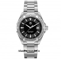 Tag Heuer WAY1110.BA0910 40.5mm Quartz