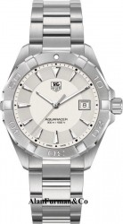 Tag Heuer WAY1111.BA0910 40.5mm Quartz
