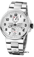 Ulysse Nardin 43mm Model 1183-126-7M 61