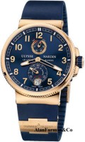 Ulysse Nardin 43mm Model 1186-126-3 63