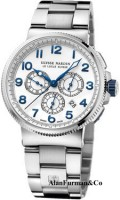 Ulysse Nardin 43mm Model 1503-150-7M 60