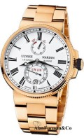 Ulysse Nardin 45mm Model 186-122-8M 40