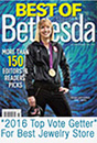 Bethesda Magazine Award 2016
